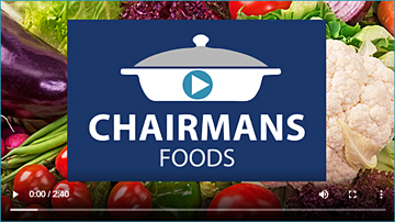 Chairmans Foods Video Poster