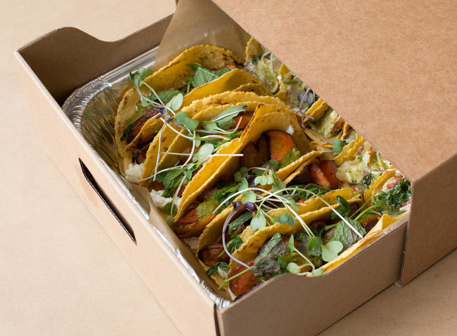 Tacos in a Box To Bo