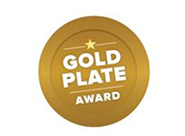 Gold Plate Award of Recognition from Food Marketing Institute Foundation