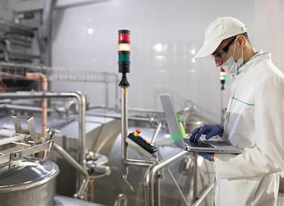 Industrial Food Prep