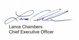 Lance Signature Covid